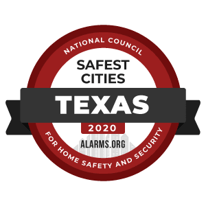 2020 Alarms.org Safest Cities
